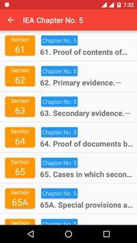 Indian Evidence Act Handbook screenshot 3