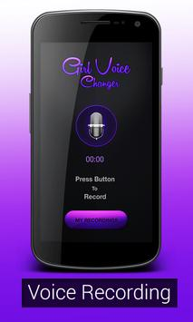 Girl Voice Changer Prank apk screenshot