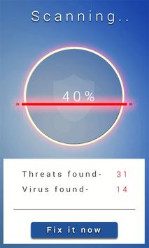 Antivirus Scanner Prank poster