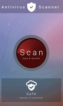 Antivirus Scanner Prank screenshot 1