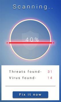 Antivirus Scanner Prank screenshot 2