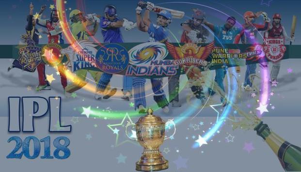 IPL 2018-IPL Photo Editor,IPL Photo Frame,DP Maker poster