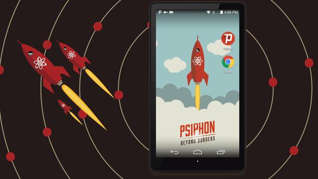 Psiphon Pro poster