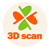 3D fScan: 내모습  피규어 제작 icon