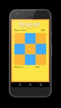 Tic Tac Toe apk screenshot