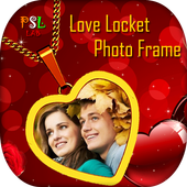 Love Locket Photo Frame icon