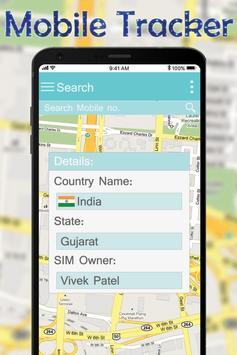 Live Mobile Number Location Tracker:GPS Tracker apk screenshot