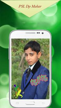 PSL Profile Photo Maker 2018 - PSL DP Editor screenshot 1