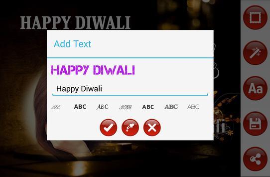Diwali Photo Frames apk screenshot