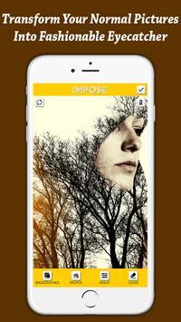 Superimpose Pictures apk screenshot