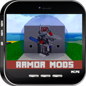 Armor MODS For MCPE icon