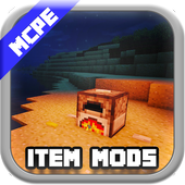 Item MODS For MCPE icon