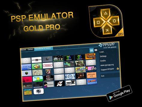 PSP Emulator Gold Pro - 2019 2 (Android) - Download APK