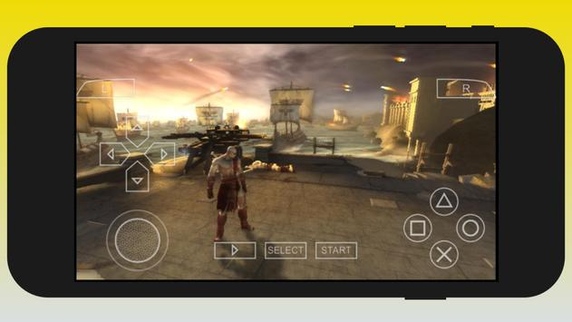 PSP Emulator - Ultra Emulator for PSP - FREE screenshot 2