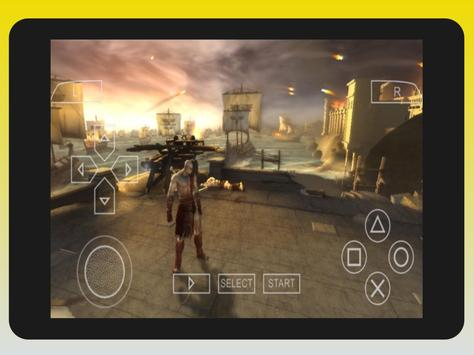PSP Emulator - Ultra Emulator for PSP - FREE screenshot 7
