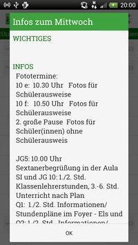HG-Vertretung apk screenshot