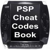 PSP Cheats Codes Book icon