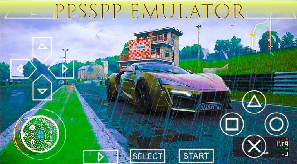 PPSSPP: Free PSP Emulator for Android - APK Download