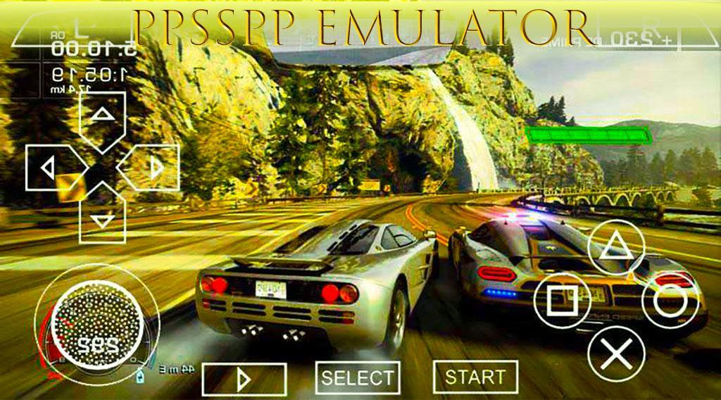 download free racing games for psp
