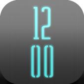"PsPsClock ""Metal"" - Music Alarm Clock & Calendar icon"