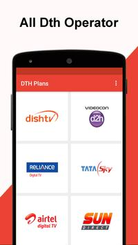 DTH Plans poster