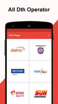Dth Plans apk screenshot