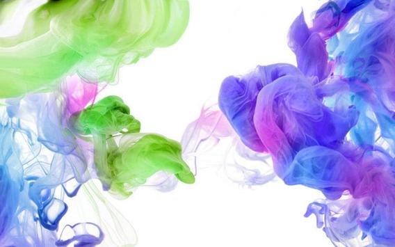 Color Ink In Water HD apk screenshot