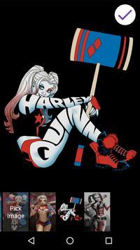 Fan Lock Screen of Harley Quinn screenshot 5