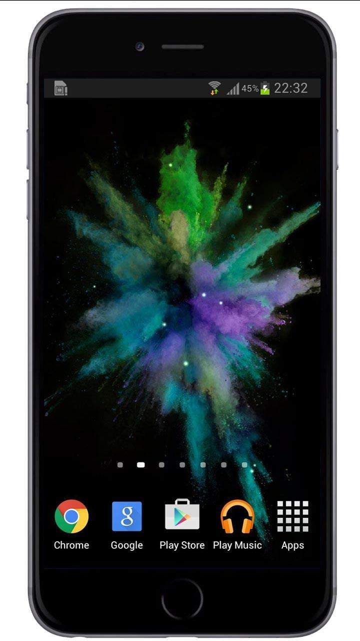 Ios 9 Parallax Live Wallpaper For Android Apk Download