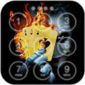 Fan Lock Screen of Joker icon