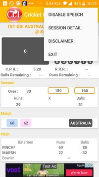 Live Line : Cricket apk screenshot
