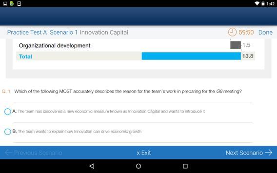 McKinsey PS Practice Test screenshot 14