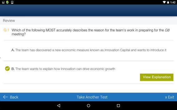 McKinsey PS Practice Test screenshot 12