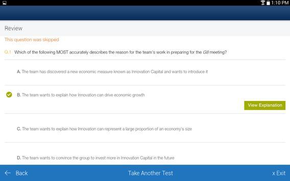 McKinsey PS Practice Test screenshot 6