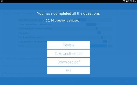 McKinsey PS Practice Test screenshot 8
