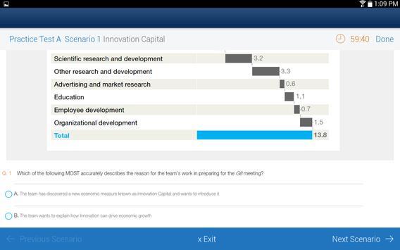 McKinsey PS Practice Test screenshot 9