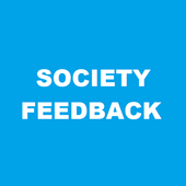 Give your Society Amenities Feedback icon