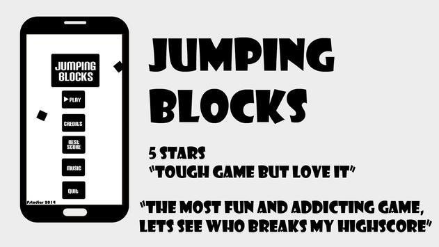 Jumping Blocks poster