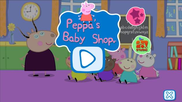 Peppa Baby Shop screenshot 3