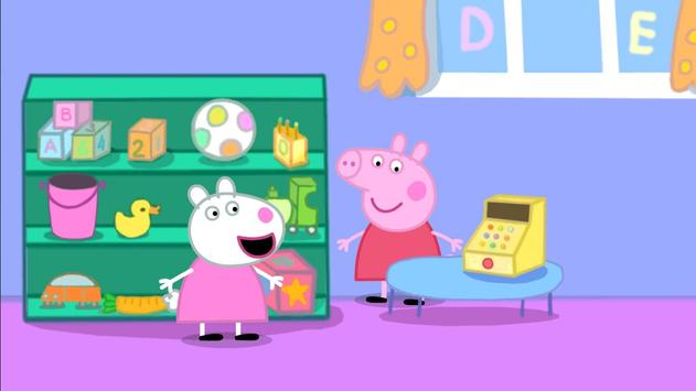 Peppa Baby Shop screenshot 1