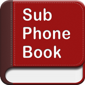 SUB PHONEBOOK - extra number icon