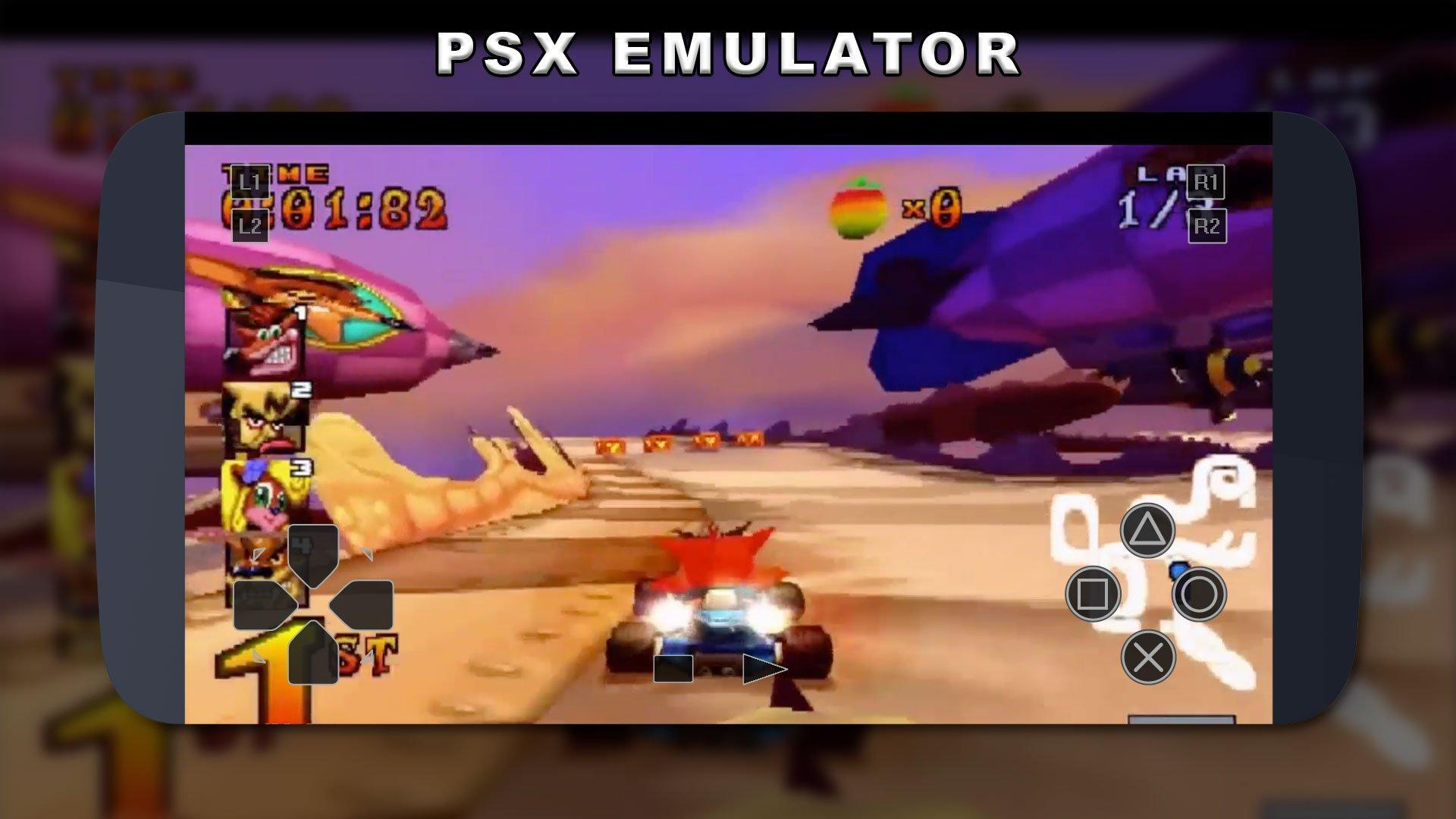 Fast PSX Emulator - Free for Android - APK Download