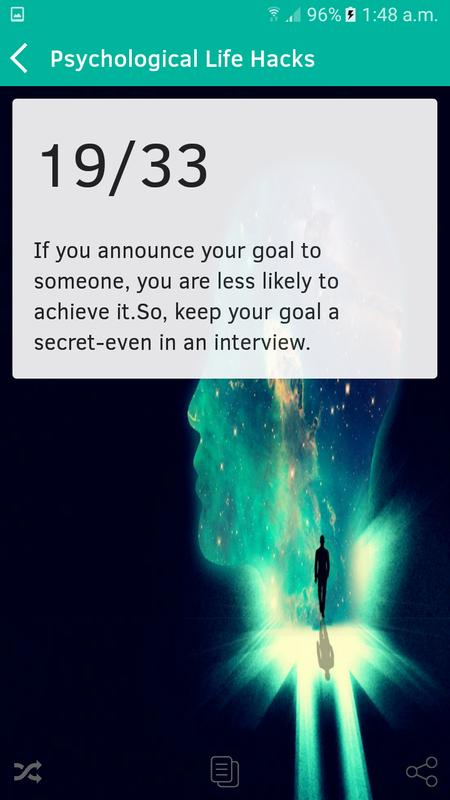 Best 999 Psychology Facts For Life Hacks For Android Apk Download