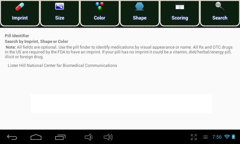Pill Identifier for Android - APK Download