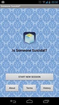 Is S/O Suicidal? apk screenshot