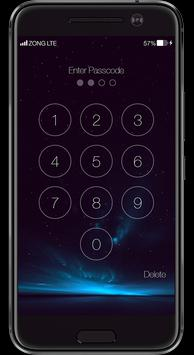 Abstract Wallpapers Screen Lock : OS 11 Lock poster