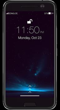 Abstract Wallpapers Screen Lock : OS 11 Lock apk screenshot