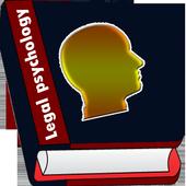 Legal psychology icon