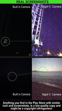 Night Camera (Photo & Video) apk screenshot