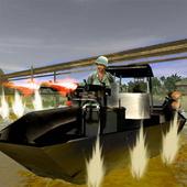 PT Boat Gunner Vietnam icon